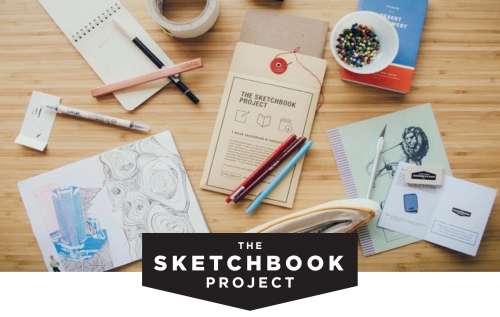 Sketchbook project workshop