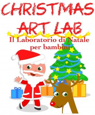 Christmas Art Lab - Laboratorio di Natale